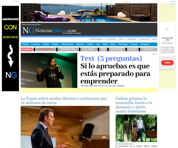 noticias galicia.com