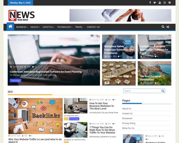 News Web Zone
