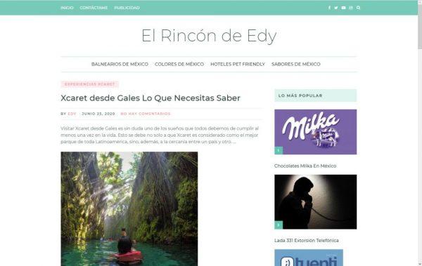 El Rincón de Edy