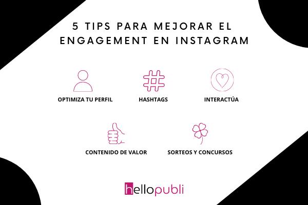5 TIPS PARA MEJORAR EL ENGAGEMENT